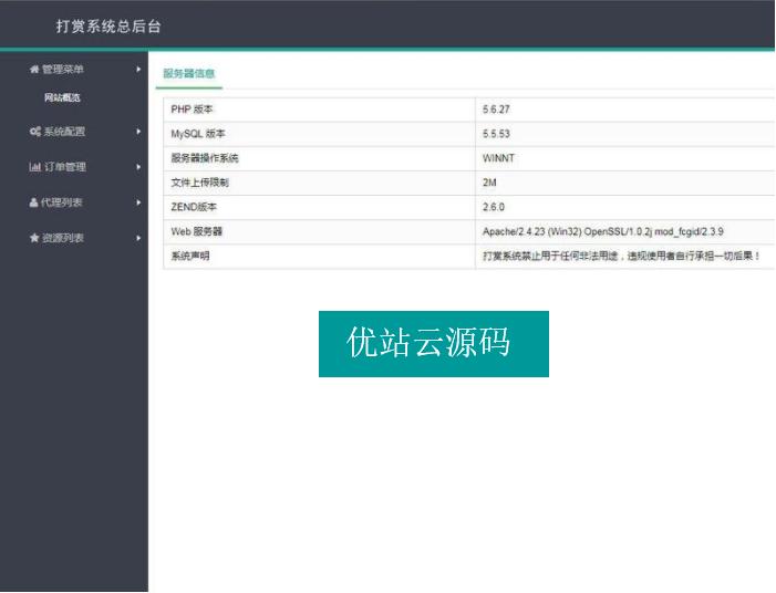 最新淘宝上卖4200运营版微信播放视频打赏源码+落地域名被封可复活